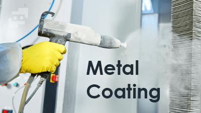 پوشش فلزات