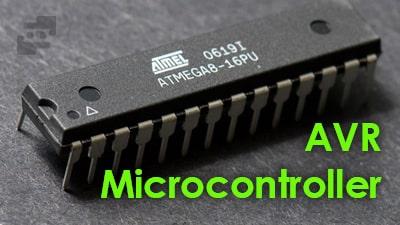 AVR میکروکنترلر