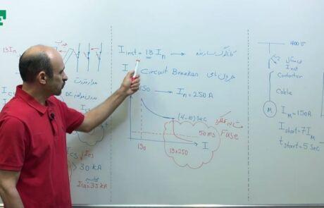 آموزش حفاظت موتورهای الکتریکی (5)