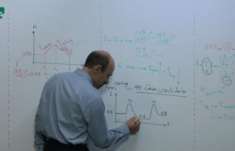آموزش حفاظت موتورهای الکتریکی (7)