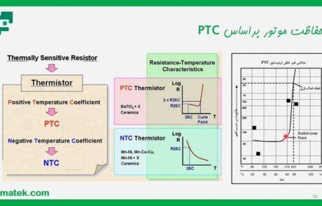 آموزش حفاظت موتورهای الکتریکی (8)