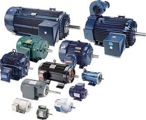 انواع موتور الکتریکی