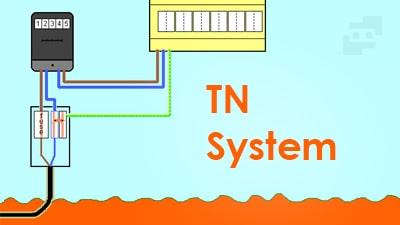 سیستم TN