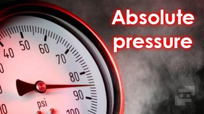 فشار مطلق