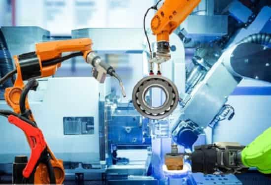 فیکسچر مونتاژ در ماشین آلات صنعتی