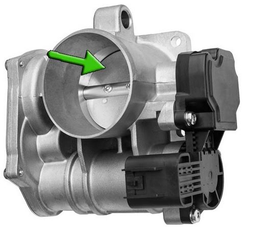 کاربرد موتور پله ای در خودرو