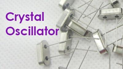 اسیلاتور کریستالی