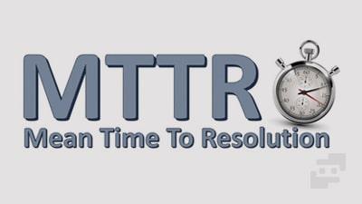 شاخص MTTR