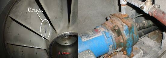 اهمیت بازرسی در نگهداری و تعمیرات پمپ و کمپرسور