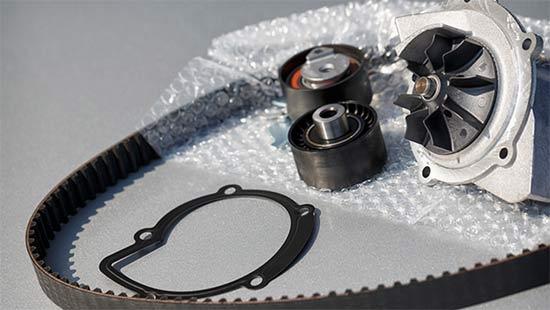 استفاده از قطعات با کیفیت در تعمیر و نگهداری پمپ و کمپرسور