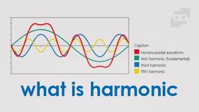 هارمونیک چیست