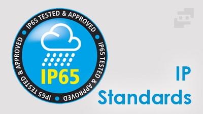 استانداردهای ip