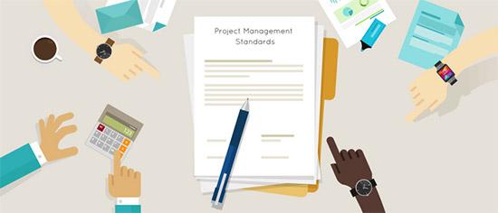 استاندارد مدیریت پروژه