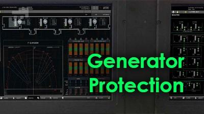 حفاظت ژنراتور