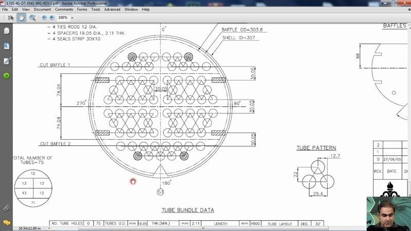 آموزش طراحی مبدل های حرارتی (9)