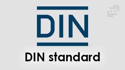 استاندارد DIN