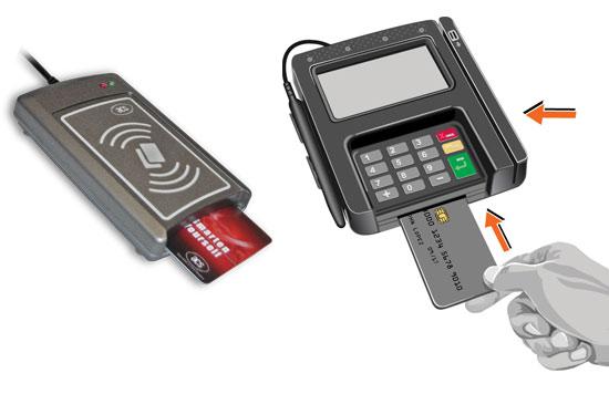 انواع دستگاه کارت خوان