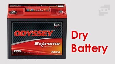 باتری خشک چیست