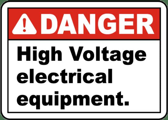 خطر اضافه ولتاژ