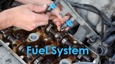 سیستم سوخت رسانی