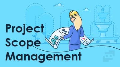 مدیریت محدوده پروژه