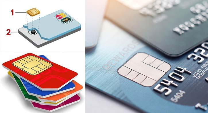 کارت هوشمند تماسی چیست