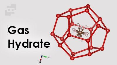 هیدرات گازی
