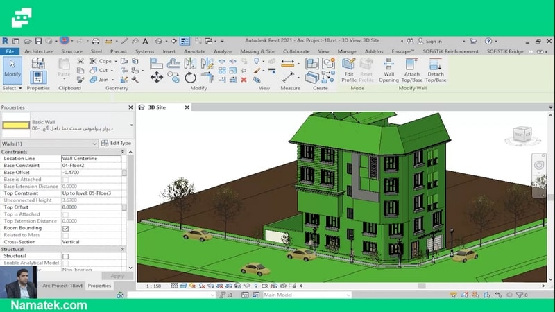 آموزش رویت معماری (4)
