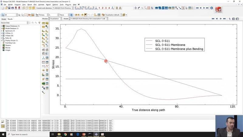 آموزش طراحی و تحلیل مهندسی با آباکوس (1)
