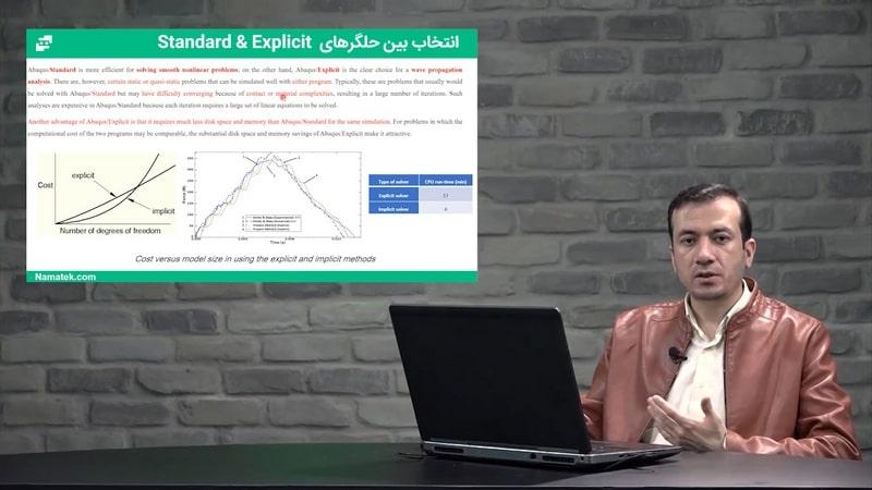آموزش طراحی و تحلیل مهندسی با آباکوس (8)