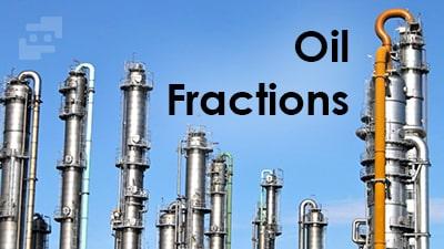 برش های نفتی