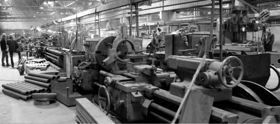 تاریخچه صنعت فلز