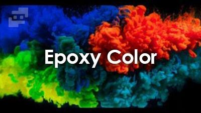 رنگ اپوکسی
