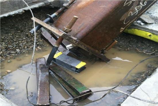 شرایط محیطی نصب انکربولت