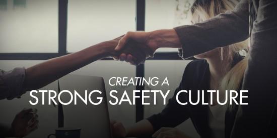 ایجاد فرهنگ ایمنی قوی