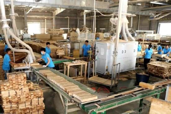 صنعت چوب