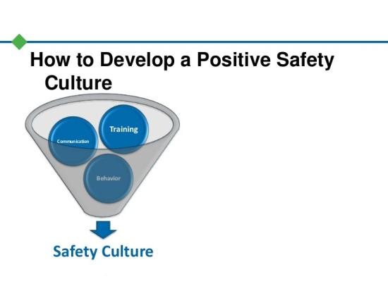 ویژگی های فرهنگ ایمنی