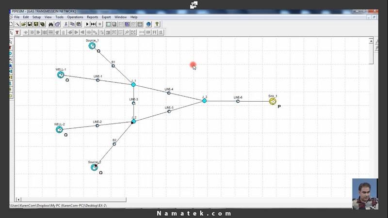 آموزش طراحی خطوط لوله (7)