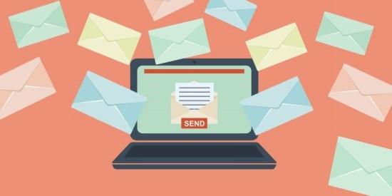 انواع ایمیل