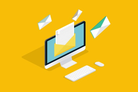 ساختار نوشتن ایمیل انگلیسی