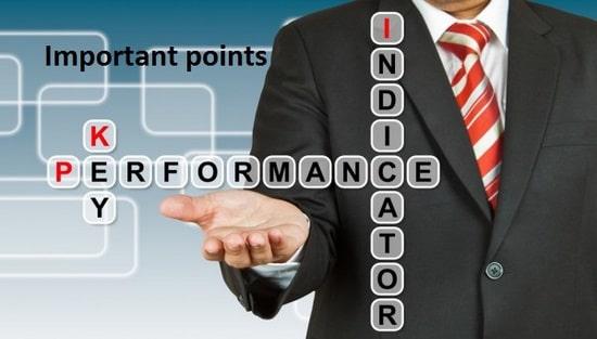 نکات مهم در انتخاب KPI