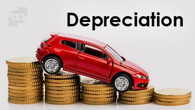 استهلاک دارایی