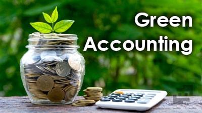 حسابداری سبز چیست