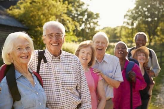 حفظ ارتباط اجتماعی سالمندان