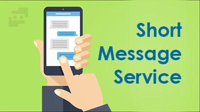 سرویس پیامک