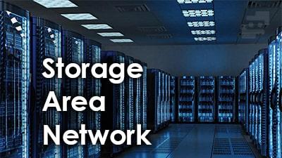 شبکه ذخیره سازی محلی