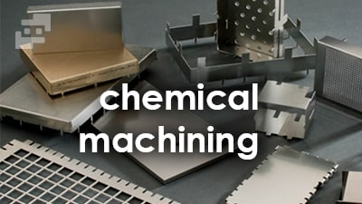 ماشین کاری شیمیایی