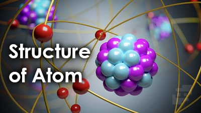 ساختار اتم