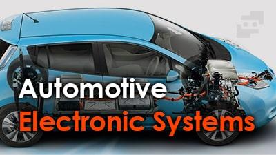 سیستم الکترونیکی خودرو