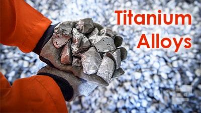 آلیاژهای تیتانیوم